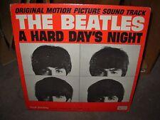 BEATLES a hard day's night ( rock ) united mono PROMO - 1D/1A & EAR - VERY RARE