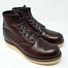 Red Wing 9011 Beckman 'Black Cherry Featherstone' (EU 40 UK 6,5 US 7,5 D)