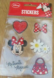 Minnie mouse sticker sets. kids party 50 packs  Good quality Genuine Disney