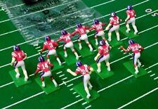 "MISSISSIPPI ""Ta'amu, Wilkins"" DJWS Tudor Electric Football NCAA Team + Bag!"