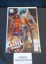 Women of Marvel #3 of 3 limited series Girl Comics #3 Spider-woman Storm