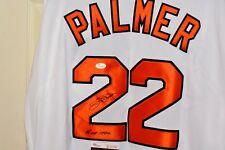 e11a692b4 JIM PALMER SIGNED  HOF 1990  MAJESTIC BASEBALL JERSEY SIZE XL – JSA COA