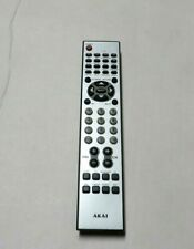 Genuine OEM AKAI HOF051665D8  TV / DVD Remote Control