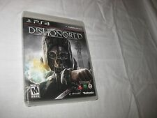 PS3 Dishonored Sony PlayStation 3 Pre-Owned Video Game