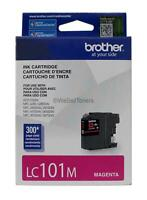 Brother LC101M Magenta Ink Cartridge DCP-J132W Genuine New