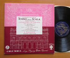 33CX 1402 Maria Callas Cavalleria Rusticana I Pagliacci EXCELLENT Columbia B/G