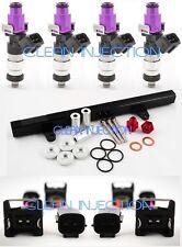 fit Nissan 180sx 240sx s13 SR20 SR20DET bosch ev14 1200cc Fuel Injectors rail