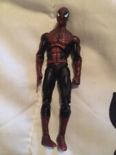 3.75in Comics Series Action Figure Movable  Red and Black  Spider-man
