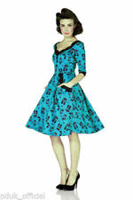 Rockabilly Casual 100% Cotton Vintage Clothing for Women