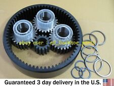 JCB BACKHOE - HUB GEAR SET COMPLETE (450/10205 450/10206 454/07401 907/50200)