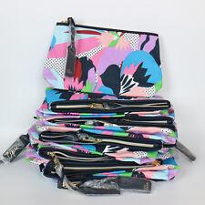 Wholesale Lot of 36 X Estee Lauder Flower Print Cosmetic Makeup Bag