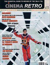 Cinema Retro Vol 12 #34 Keith Hamshere 2001 3 Musketeers Dr Terror Lazenby 2016