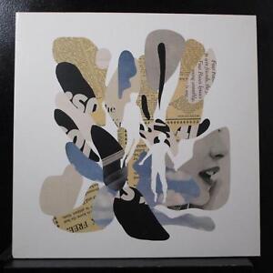 Vinyl Moon Volume 002: Familiar Mystery LP Mint- VOLUME002 Numbered Yellow