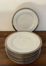 Assiettes plates Limoges Haviland