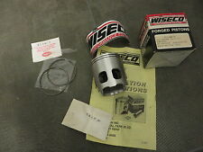 Wiseco piston Kit 66mm yamaha rz350 rd350 yfz350 le Hurleur piston Kit O/s 2mm NEUF