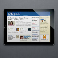 Barron's 5-Years Digital Subscription All Platforms Region Unsrestricted