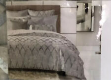 HOTEL COLLECTION KING COMFORTER GRAY DIMENSIONAL $500