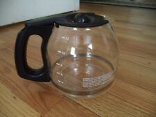 Mr. Coffee Replacement Carafe Glass Coffee Pot Jug 12 cup - Used