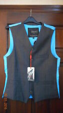 Wool Patternless NEXT Waistcoats for Men