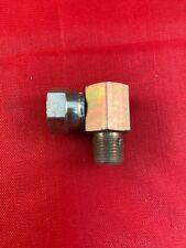 9405x2x2 Weatherhead  Eaton Fitting 1/8 Npt 90 Elbow Fem Pipe Swivel Male Pipe