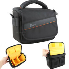 Waterproof Shoulder Camera Bag Case For SONY Alpha A7R NEX-3N NEX-5T NEX-6 A5000