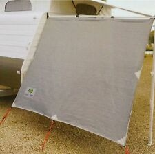 Coast Sun Screen Side Wall Shade Privacy for Pop Top Caravan Awning 2.1 x 1.8m