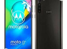 """Motorola Moto G8 Power 64GB+4GB RAM 6,4"""" NUOVO DUAL SIM SMOKE BLACK"""
