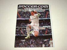Soccer.com Magazine Feb '15 Issue - Gareth Bale Real Madrid Spain Futbol NEW