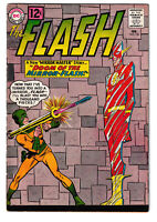 The Flash #126 First Appearance Mirror World 1962 DC Silver Age FN