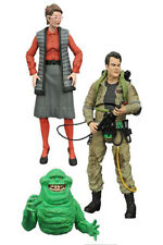 Diamond Select Ghostbusters Series 7 3 Blister with Diorama Parts