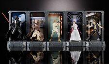 Star Wars Black Series 40Th Anniversary 3.75 Inch Titanium Series Figure Set