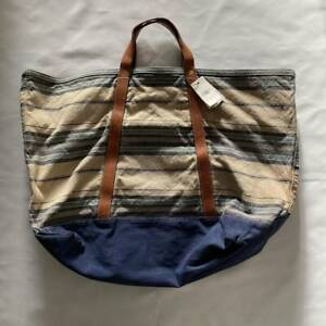 RRL Authentic Antibes Tote Bag OS New Unused with tag from Japan