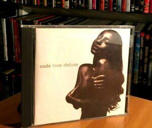 SADE - LOVE DELUXE CD COME NUOVO NEAR MINT SOUL-JAZZ DOWNTEMPO
