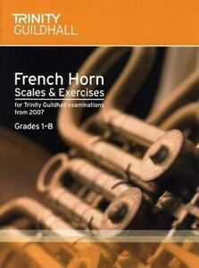 Trinity Guildhall French Horn exercises for 2007
