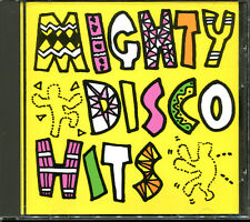 MIGHTY DISCO HITS - JAPAN CD COMPILATION [107]