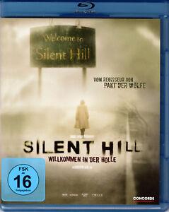 Silent Hill , Blu_Ray Region B/2 , new & sealed , Sean Bean