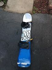 Evolution 130 Snowboard W/ Bindings