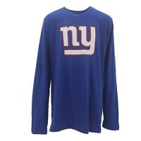 New York Giants Youth Size Long Sleeve shirt NFL Official New with Tags