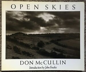 Open Skies by Don McCullin, 1989 - Inscribed by Author, First Edition, Near Fine