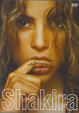 Shakira : Oral fixation tour (DVD & CD)