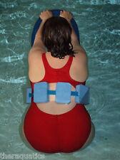SWIM BELT Water Running Aqua Jogger Jogging Flotation Jog Aerobics Exercise 6018
