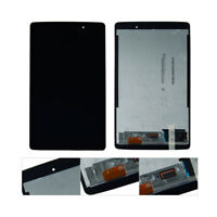 For LG G Pad X 8.0 V520 V521 LCD Screen Digitizer Touch Assembly Black AAA