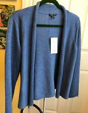 Eileen Fisher Notch Collar Blazer Petite Medium 100% merino wool
