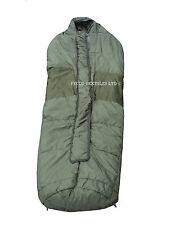 SLEEPING BAG - MEDIUM - BRITISH ARMY ISSUE - NO COMPRESSION SACK - GRADE 1