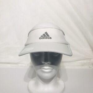 adidas Women's Superlite Visor White, Size (Adjustable) tennis, golf