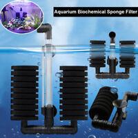 Aquarium Biochemical Sponge Filters Cotton Filter Fish Tank Oxygen Fry Air Pump