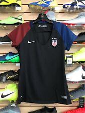 Ladies USA 2016 Nike Soccer Jersey - Size XS  - Black