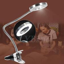 Portable Permanent Eyebrow Tatoo Desk Lamp Beauty Facial Salon Reading Light LED
