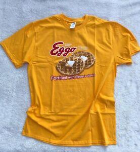 """S - 2XL > """"Stranger Things"""" inspired T-Shirt > 11 Eleven Eggo's - Unisex"""