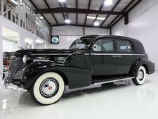 1940 Cadillac Fleetwood Series 75 Formal Sedan | Owned by Howard Hughes